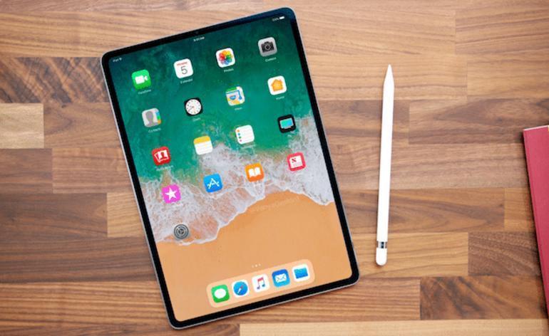 iPad Pro 2018 tasarımı